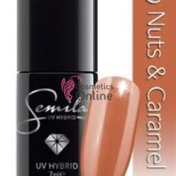 Oja UV Semilac 139 Nuts Caramel 7 ml